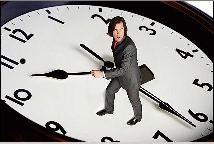 Jak znaleźć czas na wszystkie sprawy